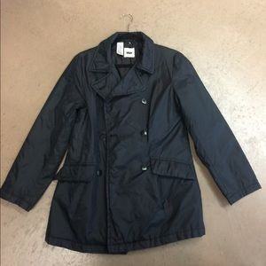 DKNY rain coat
